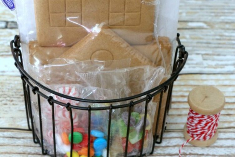 Gingerbread House Gift Idea