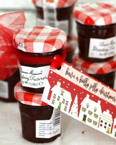 Holly Jelly Christmas Printable