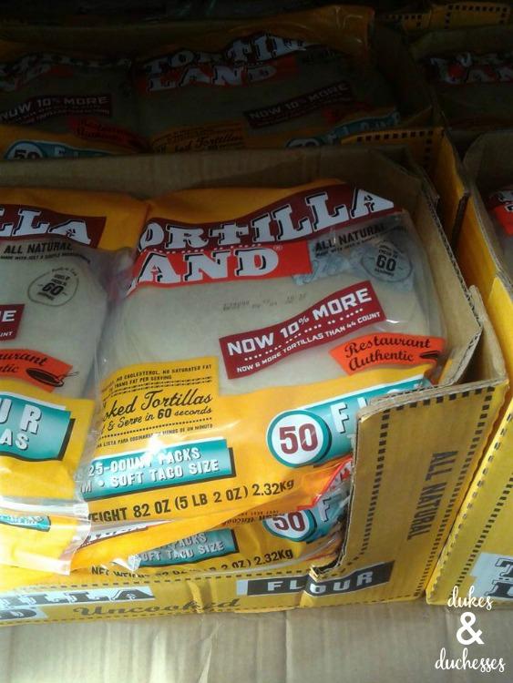 tortillaland tortillas at costco