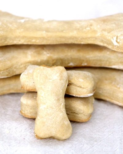 Easy Apple Dog Biscuit Recipe