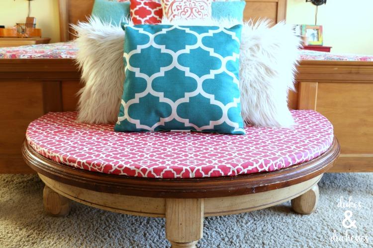 Magnificent Diy Repurposed Bench Dukes And Duchesses Uwap Interior Chair Design Uwaporg