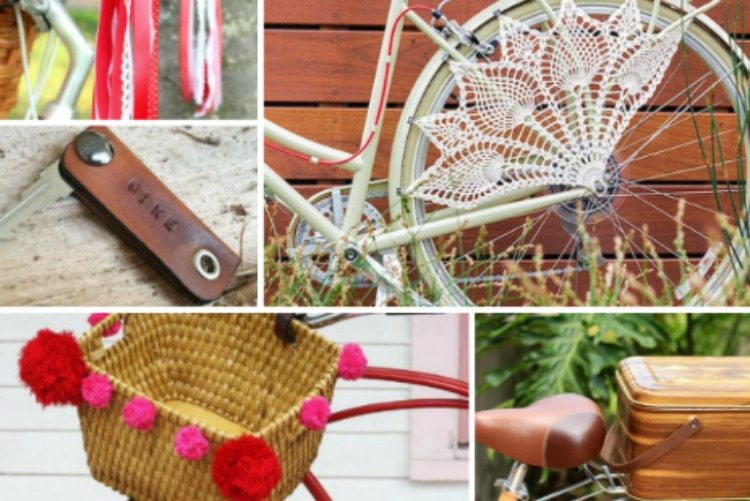 15 DIY Bike Accessories