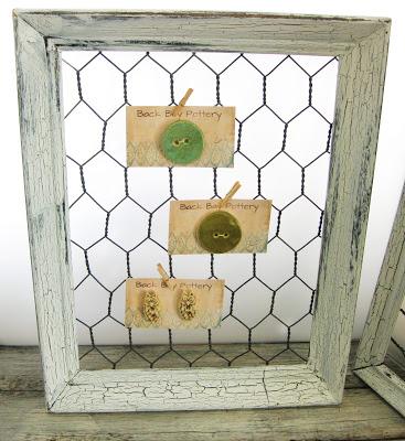 chicken wire frame