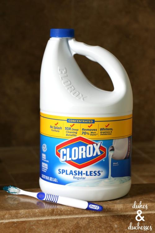 clorox splashless bleach