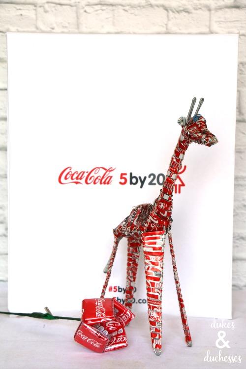 coca cola 5by20 project
