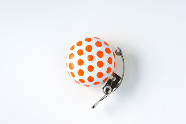 painted bike bell