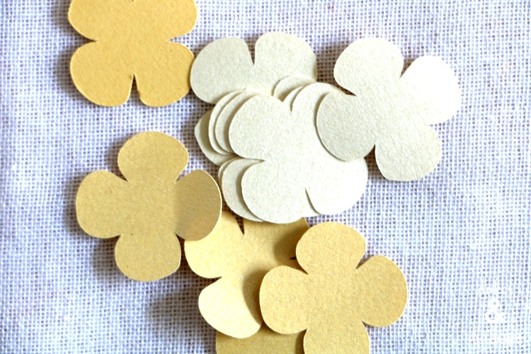 paper flowers for spring paper flower centerpiece