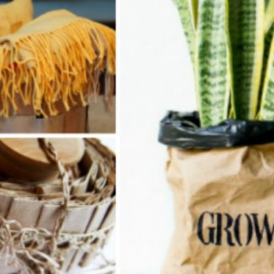 16 Ways to Repurpose Paper Bags