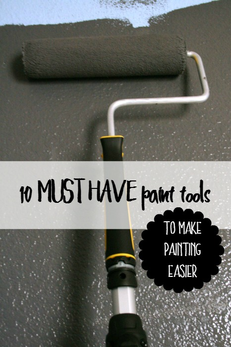 10 must have paint tools to make painting easier