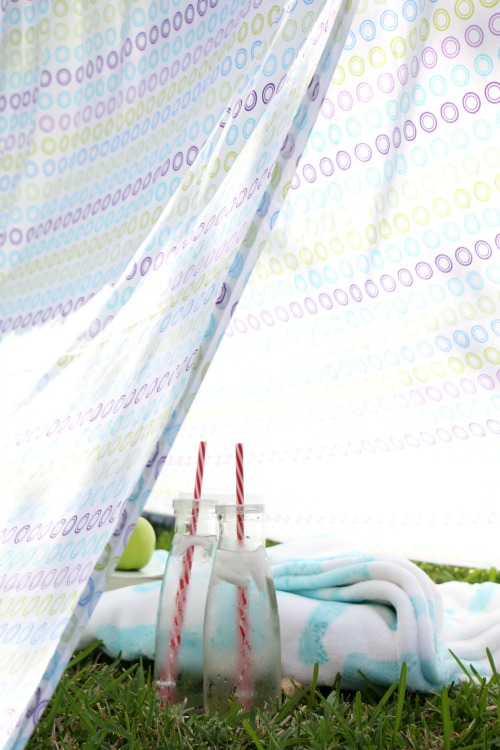 sheet tent for kids