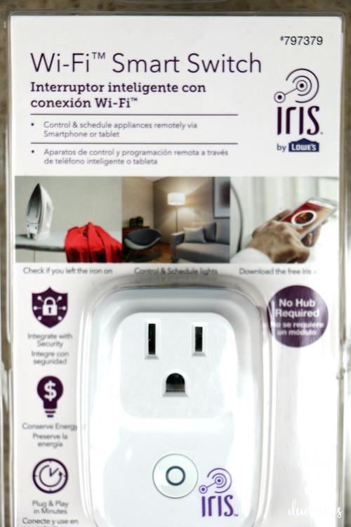 iris smart switch