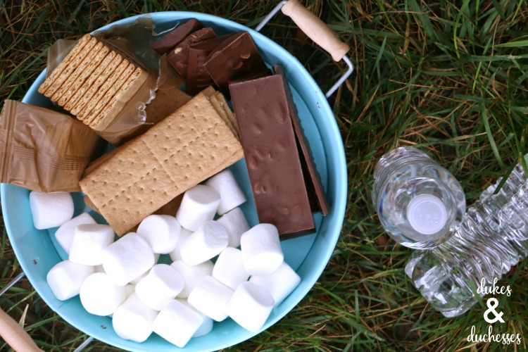 s'mores summer fun