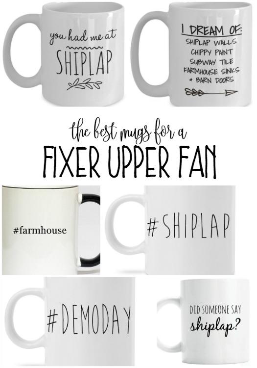 the best mugs for a fixer upper fan