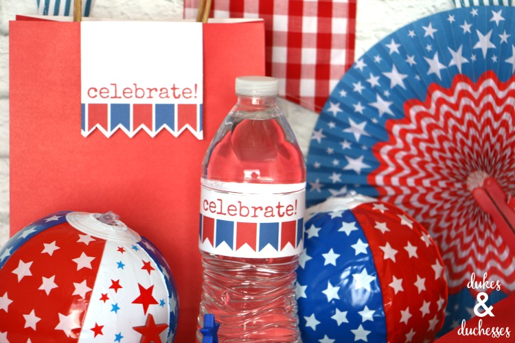 celebrate printables for fireworks show fun bags