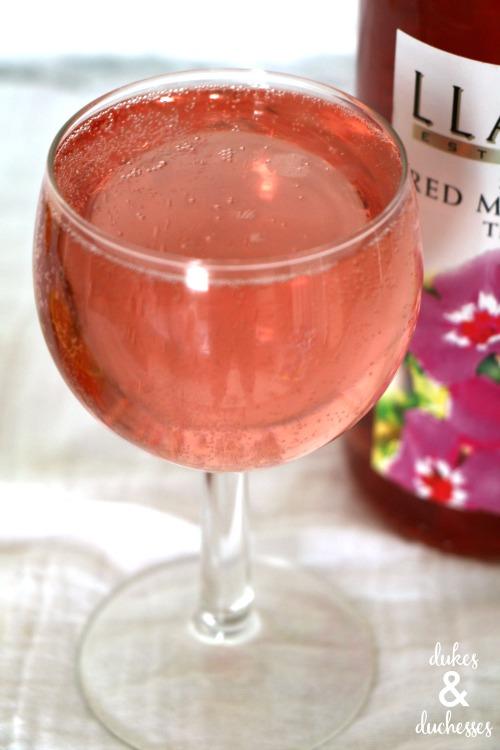 club soda and wine spritzer recipe