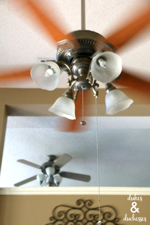 fans to cool house in summer