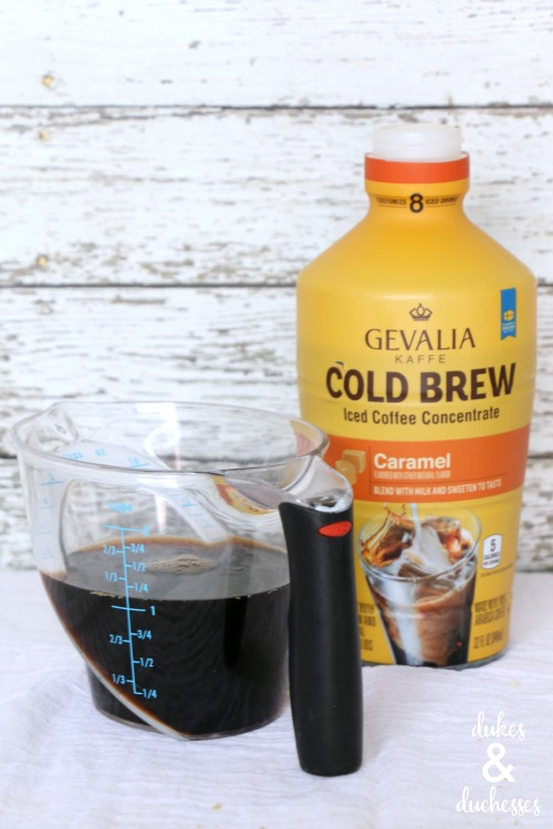gevalia cold brew iced coffee concentrate
