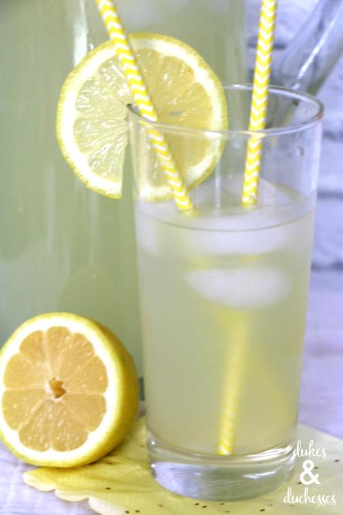 lavender mint lemonade recipe