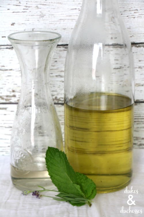lavender simple syrup and lavender mint simple syrup recipes