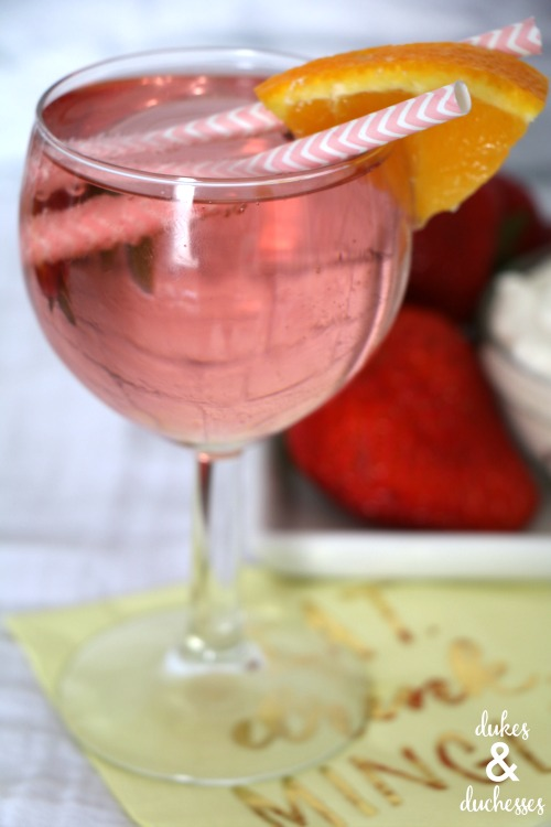 moscato wine spritzer recipe