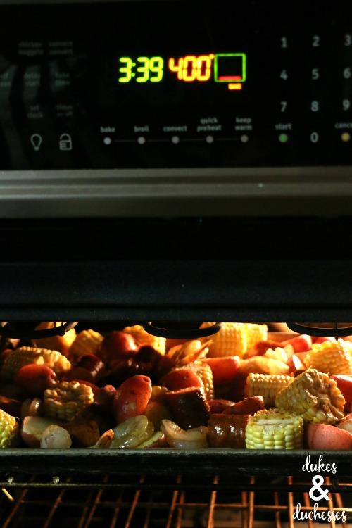 oven baked shrimp boil