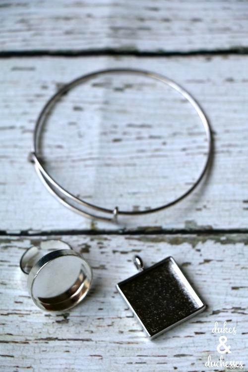 custom sand jewelry supplies