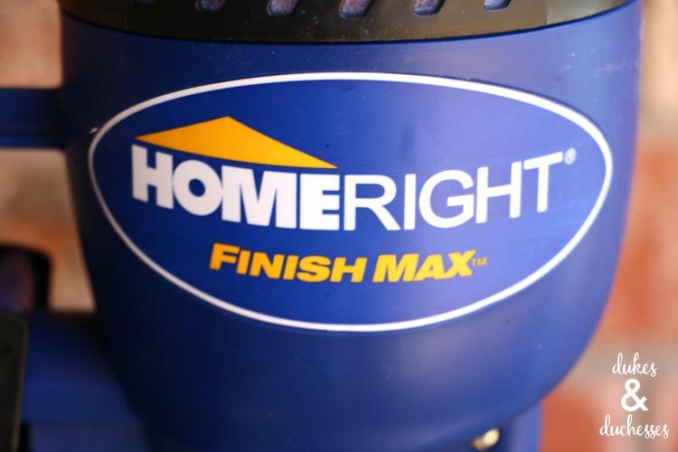 homeright craft paint sprayer