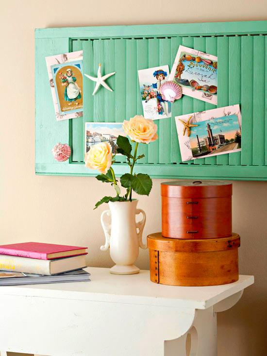 shutter photo display