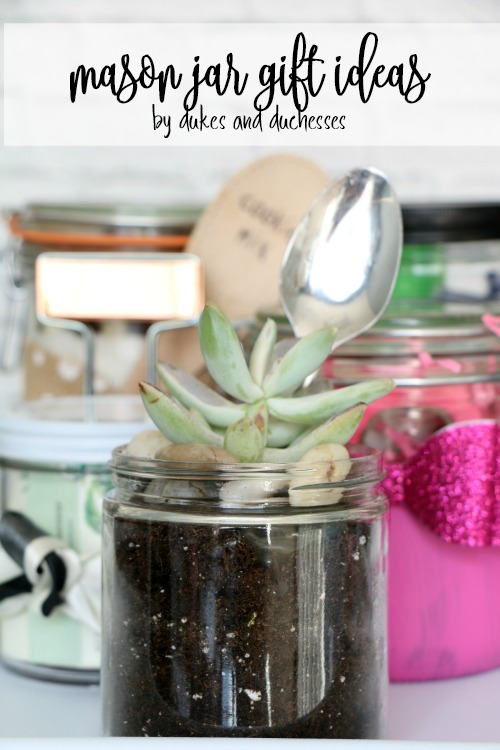 5 mason jar gift ideas