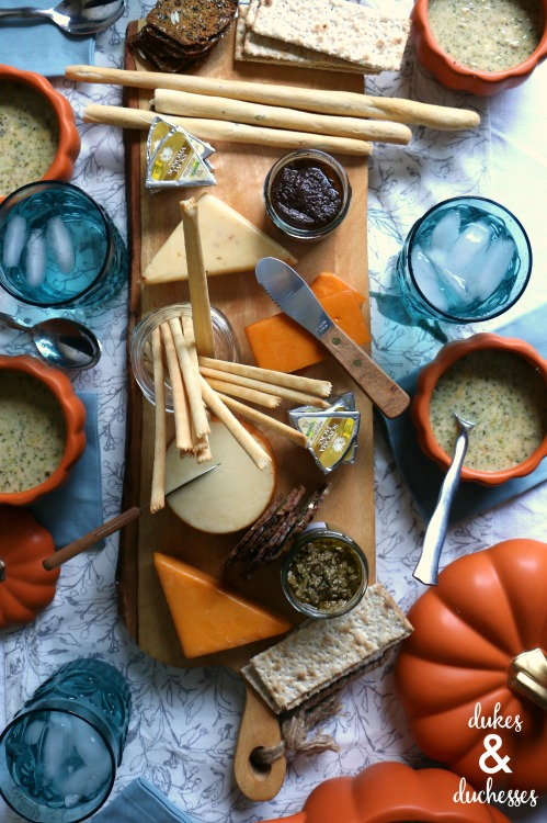 fall soup swap