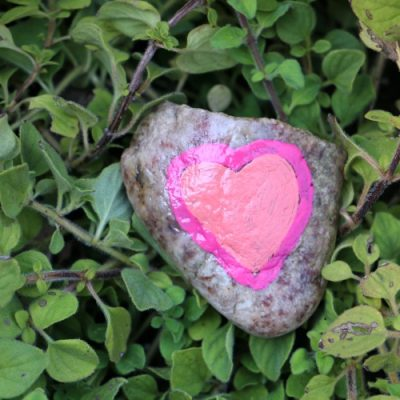 Glow in the Dark Kindness Rocks