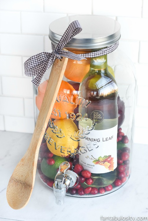 sangria gift idea