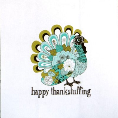 Whimsical Turkey Printable for Thanksgiving
