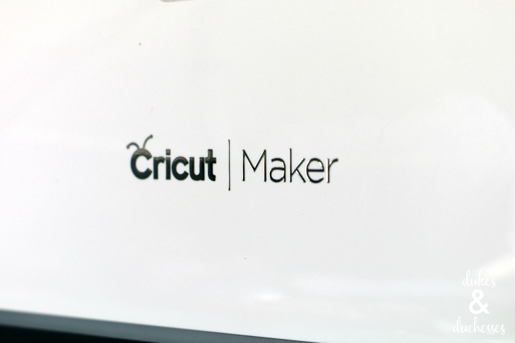 cricut maker project