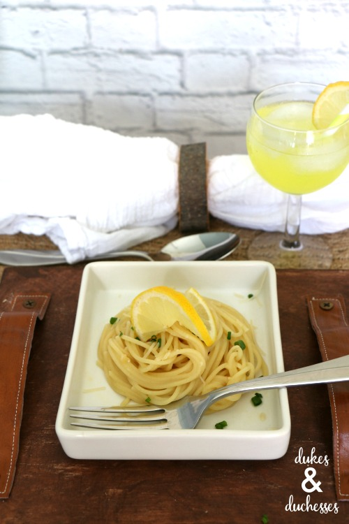 limoncello pasta recipe