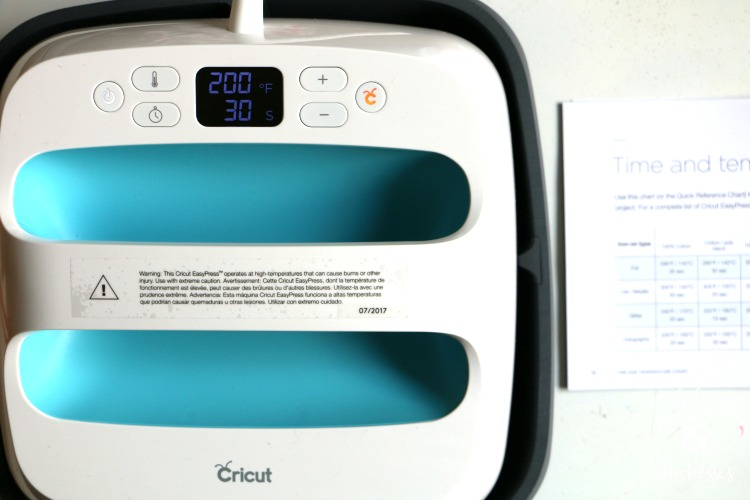 small affordable heat press for home