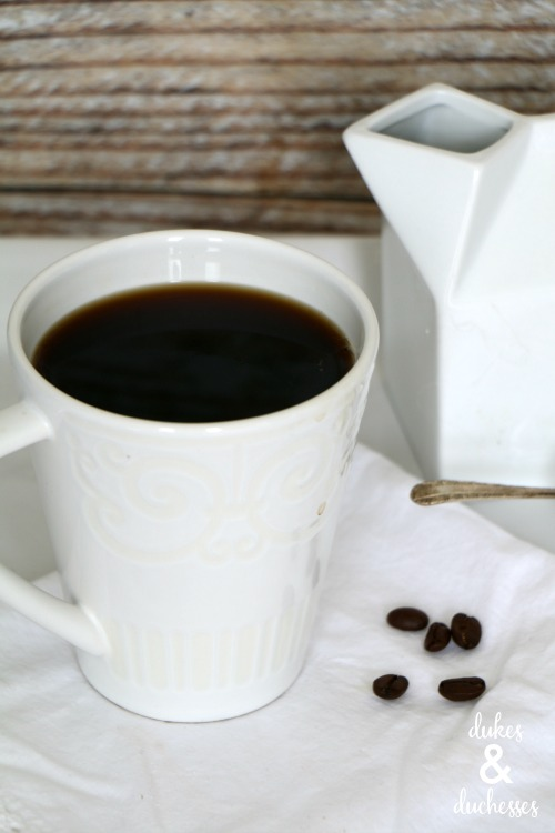 spice blend coffee recipe