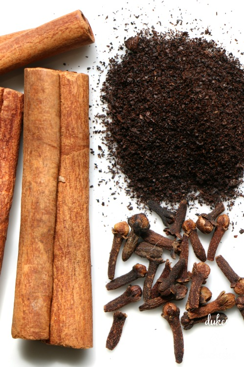 spices to add to brewed coffee