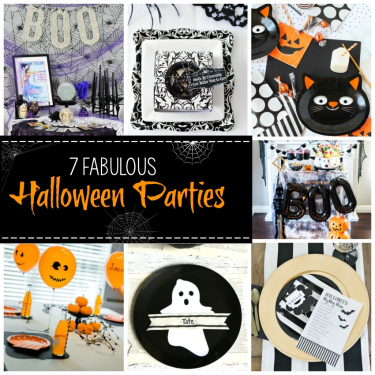 7 Fun Halloween Party Ideas