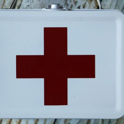 Dorm Room First Aid Kit