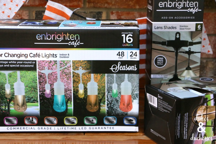 enbrighten color changing cafe lights