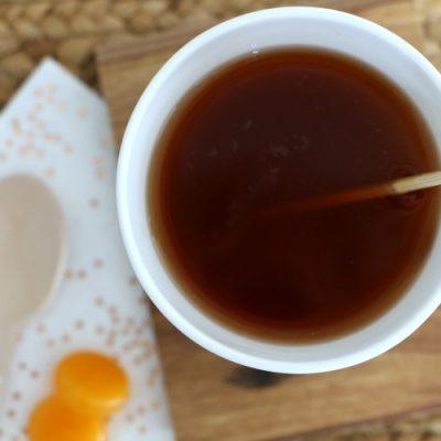 Butterscotch Cider Recipe