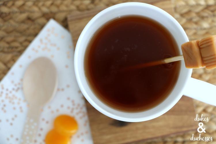 hot butterscotch cider recipe