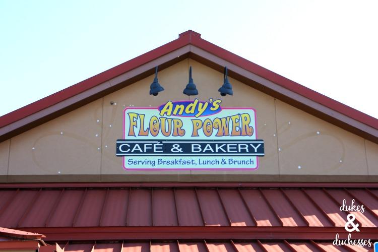 andy's flour power panama city beach florida