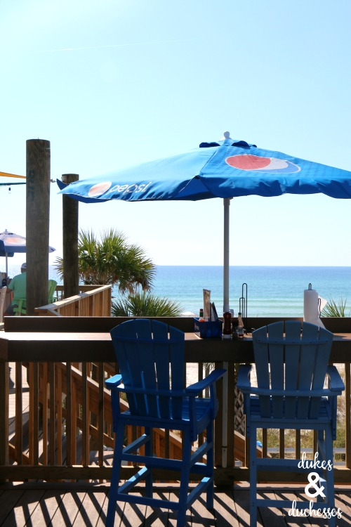 barefoot hide a way grill panama city beach florida