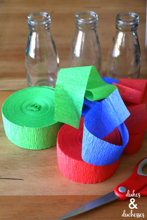 how to make fiesta glasses