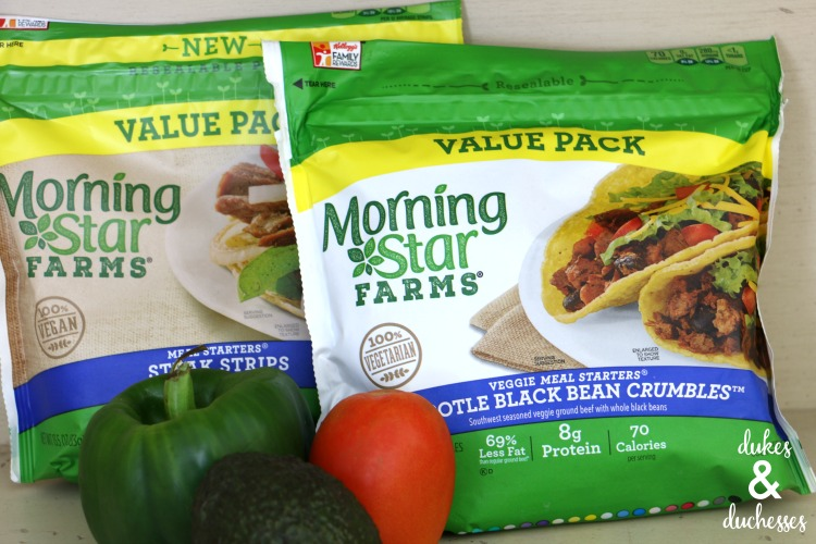 morning star farms meal starters