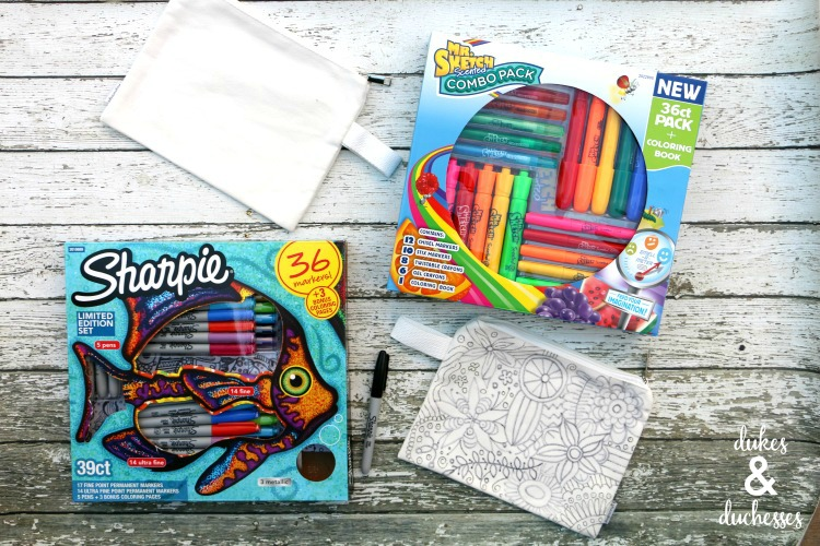 art kit holiday gift idea