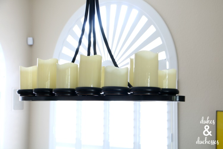 light fixture from lamps plus