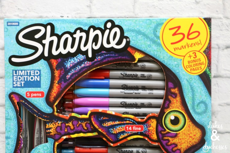 sharpie gift pack